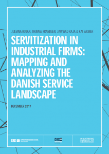 Servitization in Industrial Firms: Mapping and Analyzing the Danish Service Landscape