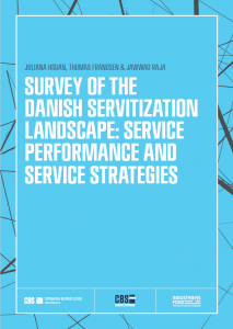 Rapport: Survey of the Danish Servitization Landscape