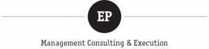 management consulting and execution logo